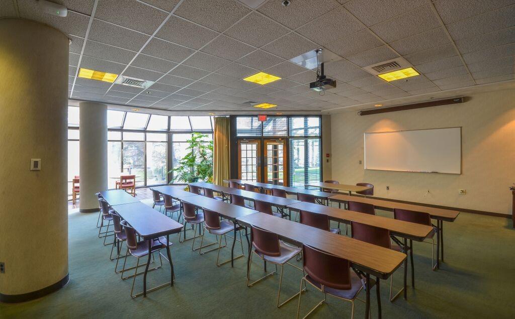 Terrace classroom