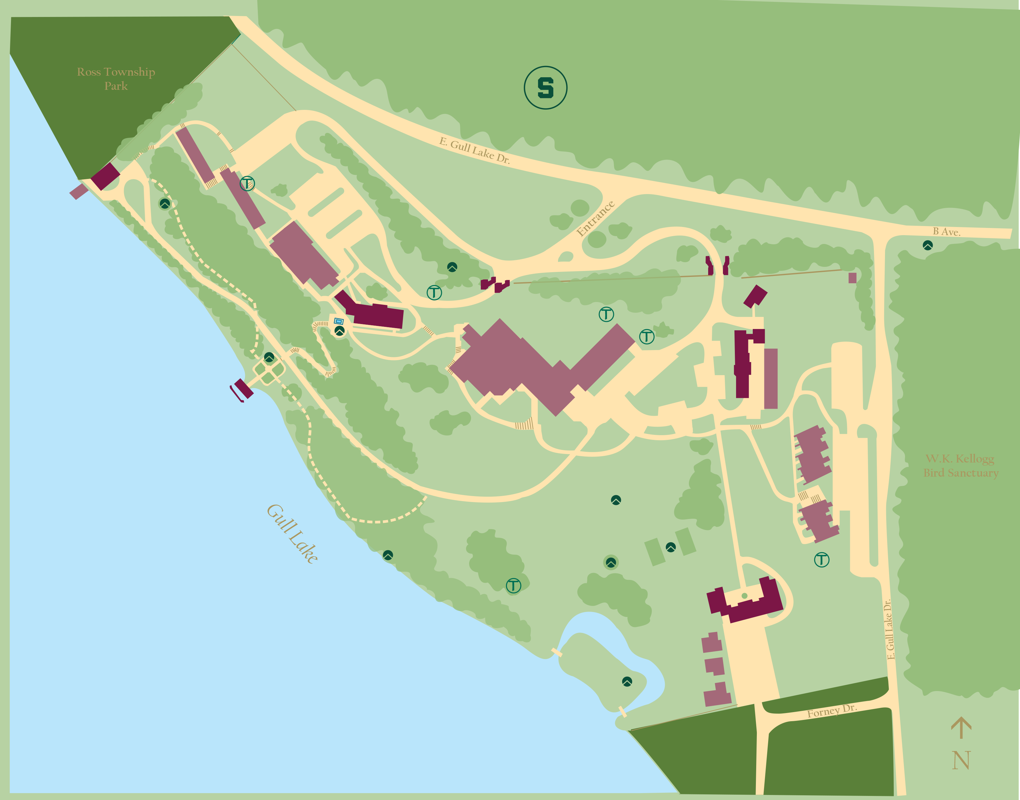Interactive Map - Interactive map msu