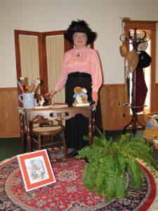 Beatrix Potter Tea at the Kellogg Manor House