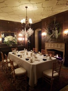 Manor House Dining Room