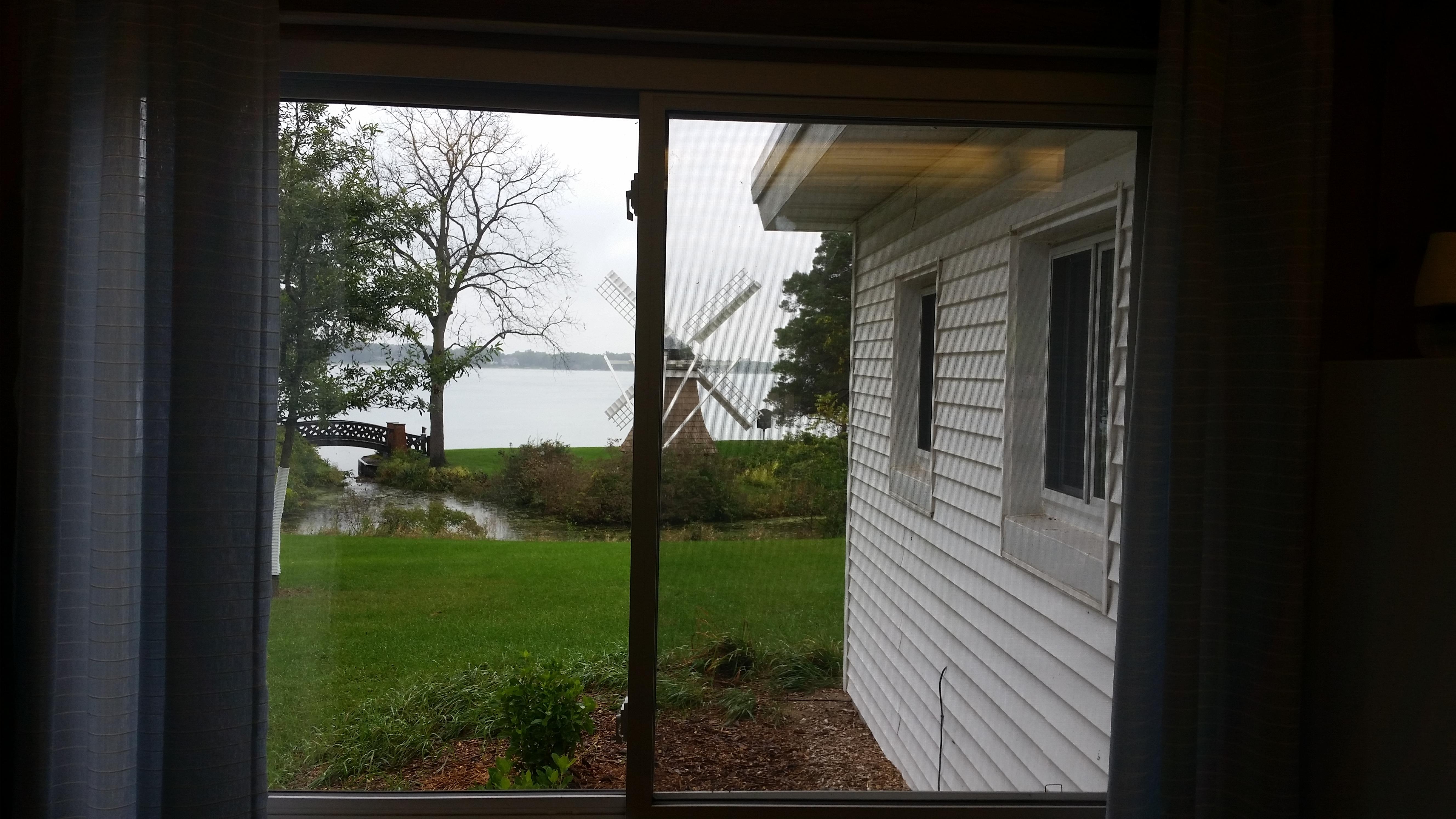 Cabin B – Windmill View